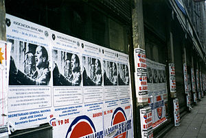 Eva peron posters