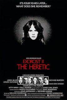 <i>Exorcist II: The Heretic</i> 1977 film by John Boorman, Rospo Pallenberg