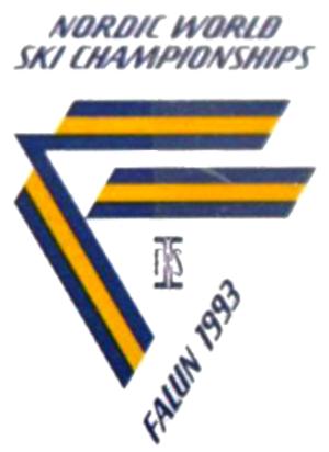 FIS Nordic World Ski Championships 1993 - Image: FIS Nordic WSC 1993 logo