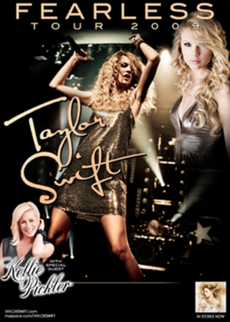 Fearless Tour - Image: Fearless Tour 2009