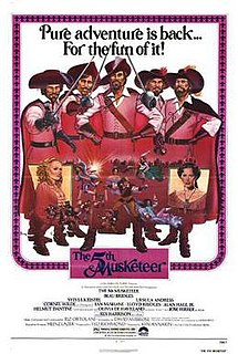 <i>The Fifth Musketeer</i> 1979 film by Ken Annakin