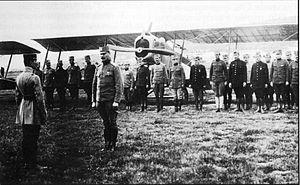 Dorand AR - Dorand AR.2's of the first Serbian squadron