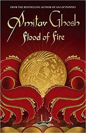 Flood of Fire - Flood of Fire book cover