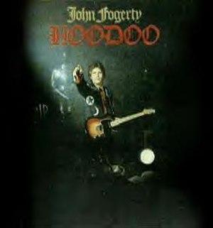 Hoodoo (John Fogerty album) - Image: Fogerty Hoodoo Album Cover