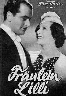 <i>Fräulein Lilli</i> 1936 Austrian comedy film