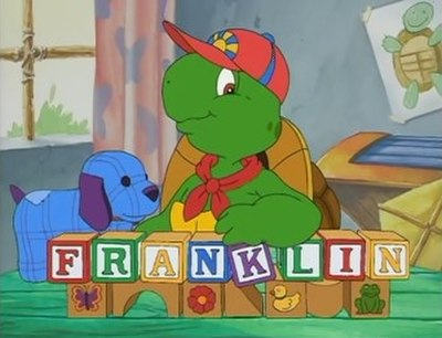 Picture of a TV show: Franklin