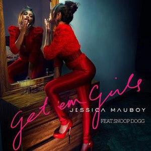 Get 'Em Girls (song) - Image: Get Em Girls Jessica Mauboy