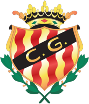 Gimnàstic de Tarragona - Image: Gimnàstic tarragona 200px