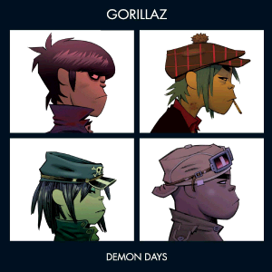 Demon Days - Image: Gorillaz Demon Days