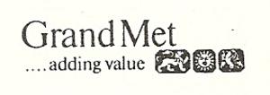 Grand Metropolitan - Image: Grandmetlogo