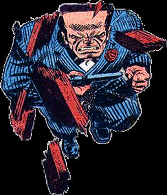 Hammerhead (comics) - Hammerhead