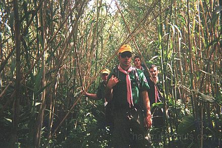 Hamrun Venture Scouts, Malta, during an Expedition Hamrun venture.jpg