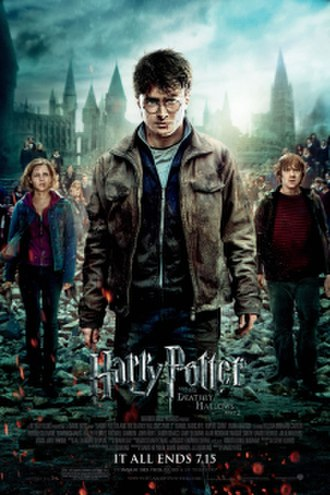 Harry Potter and the Deathly Hallows – Part 2 - Image: Harry Potter and the Deathly Hallows – Part 2