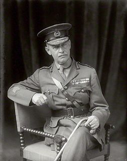 Havelock Hudson British Indian Army general