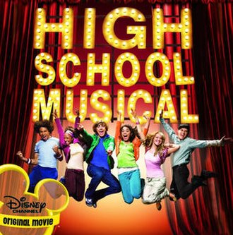 High School Musical (soundtrack) - Image: Highschoolmusical CD