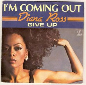 I'm Coming Out - Image: I'm Coming Out Diana Ross