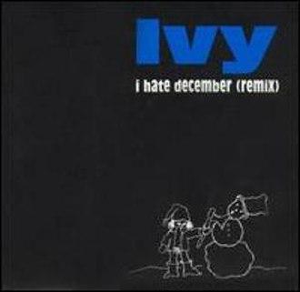 I Hate December - Image: Ihatedecember