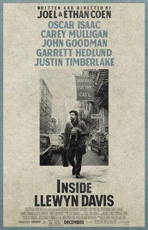 Inside Llewyn Davis - Theatrical release poster