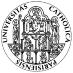 Institut Catholique de Paris - Image: Institut Catholique de Paris logo