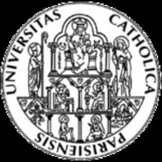 Institut Catholique de Paris - Image: Institut Catholique de Paris logo