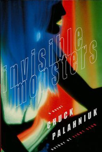 Invisible Monsters - First edition cover