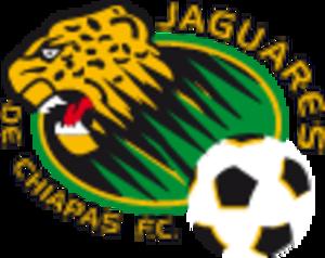 Chiapas F.C. - Club logo, 2002-2011