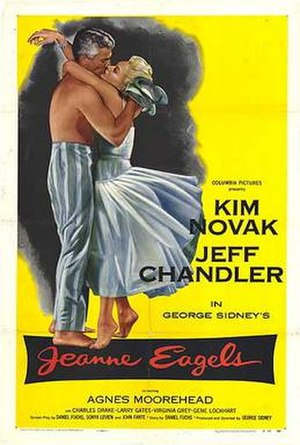 Jeanne Eagels (film) - Image: Jeanne eagels d