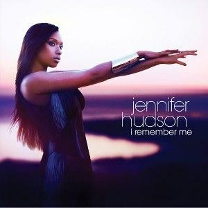 I Remember Me (album) - Image: Jennifer Hudson I Remember Me (album cover)