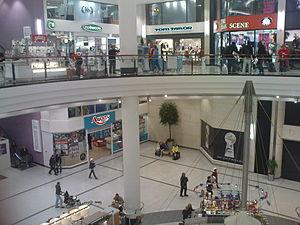Jervis Shopping Centre - Atrium