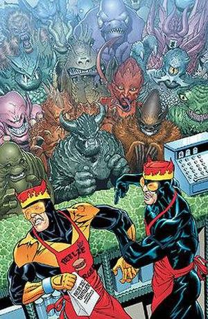 Super Buddies - Image: Jla classified 6