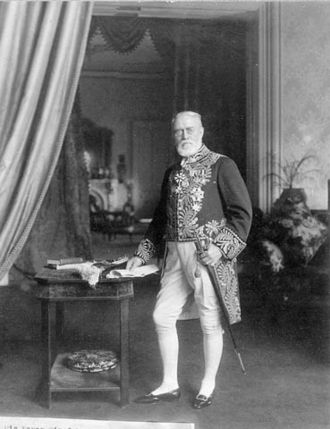 John Morison Gibson - John Gibson in 1908