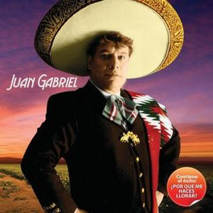 Juan Gabriel (album) - Image: Juan Gabriel album
