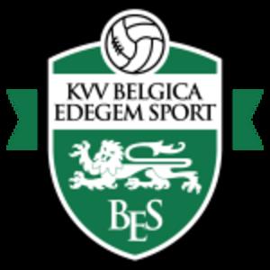 K.V.V. Belgica Edegem Sport - Image: K.V.V. Belgica Edegem Sport logo