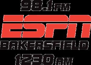 KGEO - Image: KGEO ESPN1230 98.1 logo