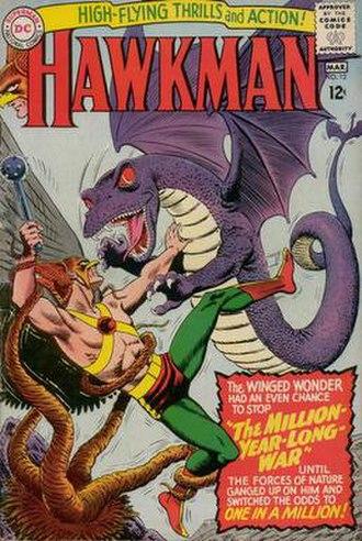 Hawkman (Katar Hol) - Image: Katar Hol