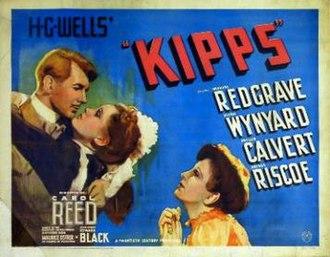 Kipps (1941 film) - Image: Kipps Film Poster