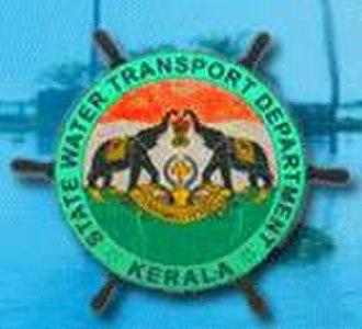 Kerala State Water Transport Department - Image: Kswtd logo