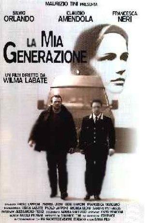 My Generation (1996 film) - Film poster