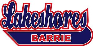 Barrie Lakeshores - Image: Lakeshores barrie