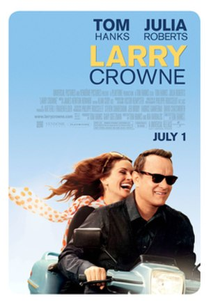 Larry Crowne - Theatrical release poster