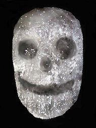 Spiritus Callidus  2 by John LeKay, 1993, crystal skull 8240fb7869c