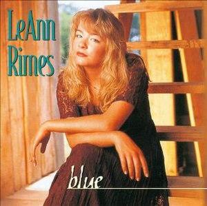 Blue (LeAnn Rimes album) - Image: Leannblue