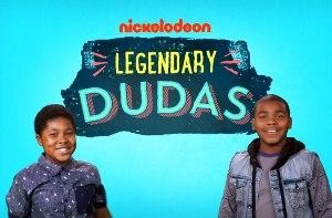 Legendary Dudas - Image: Legendary Dudas title card