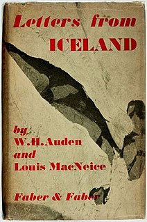 <i>Letters from Iceland</i>