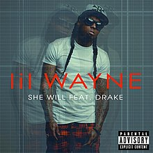 Lil Wayne - She Will cover.jpg