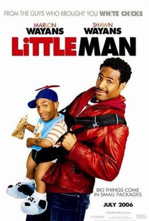 Little Man (2006 film) - Theatrical release poster