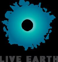 The Live Earth logo