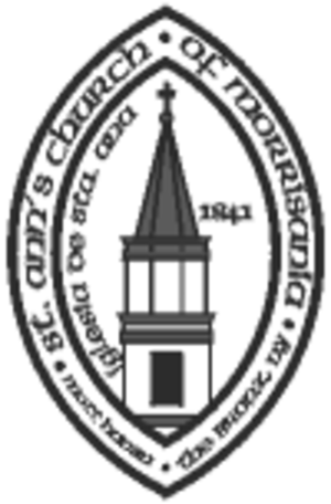 St. Ann's Episcopal Church (Bronx) - Image: Logo of St Ann's Episcopal Church (Bronx,NY)