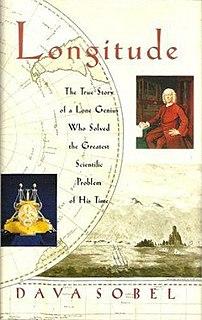 book by Dava Sobel