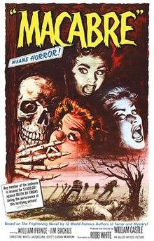 Macabre 1958 Film Wikipedia